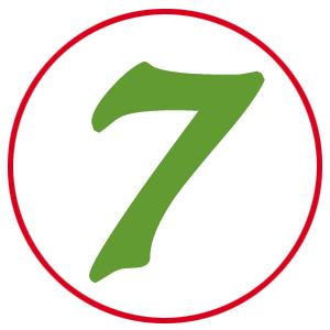 paoline icona numeri importanza contatto digitale 07