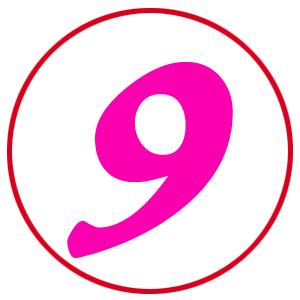 paoline icona numeri importanza contatto digitale 09
