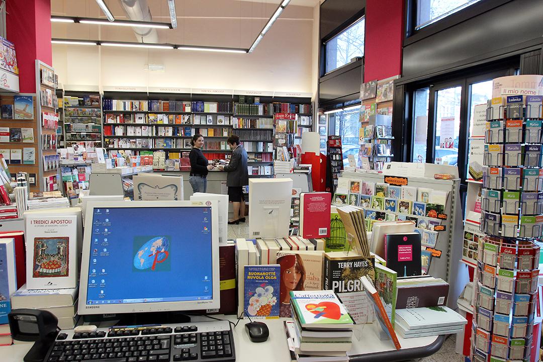 libreria paoline milano