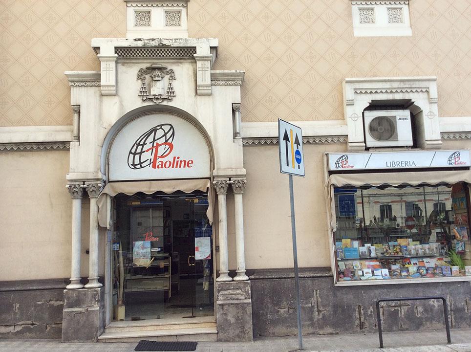 Libreria Paoline Reggio Calabria :: Paoline.it