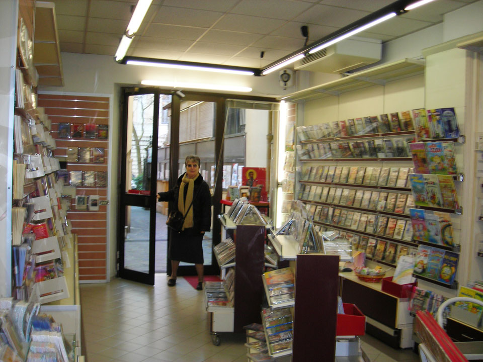 libreria paoline roma