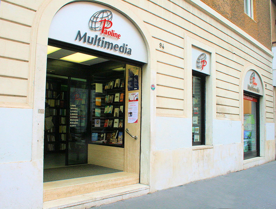 Libreria Paoline - Roma - Vaticano - Via del Mascherino ...